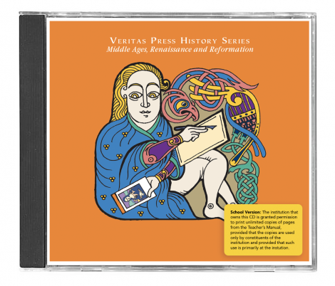 Middle Ages, Renaissance and Reformation   HS Enhanced CD