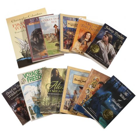 Explorers to 1815 Self-Paced - Level 2 - Literature Kit