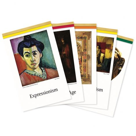 History of Art Flashcards (eBook)