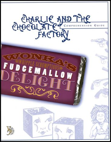 Charlie and the Chocolate Factory Comprehension Guide (eBook)