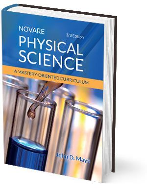 Physical Science 3rd Edition | Veritas Press