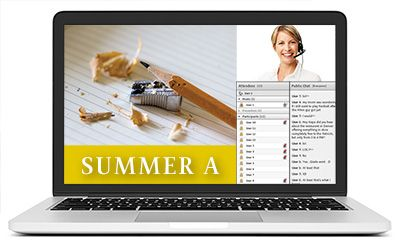 Creative Writing - Summer A - Live Online Course