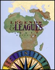 Legends & Leagues South Workbook