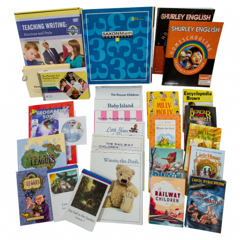 2nd Grade - Complete Grade Level Package - Good