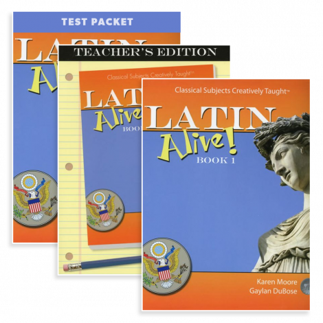 Latin Transition - Live Course Kit