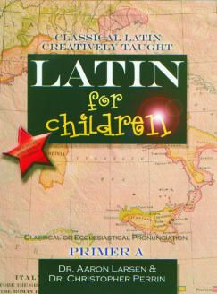 Latin for Children A Student