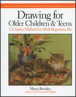 Cover: Drawing For Older Children & Teens