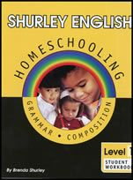 Shurley English Level 1 Student Workbook