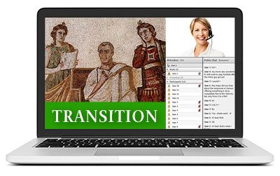 Latin Transition II - Summer B - Live Online Course