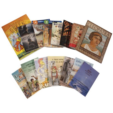 New Testament, Greece & Rome Self-Paced - Level 1 - Literature Kit