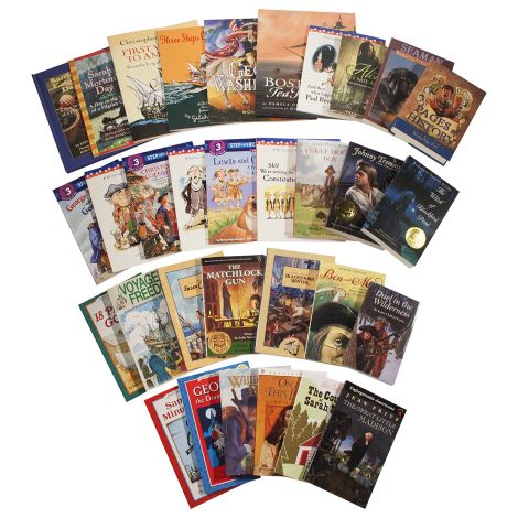 Explorers to 1815 Self-Paced - Combined - Literature Kit