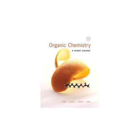 Organic Chemistry: A Short Course 13th Edition