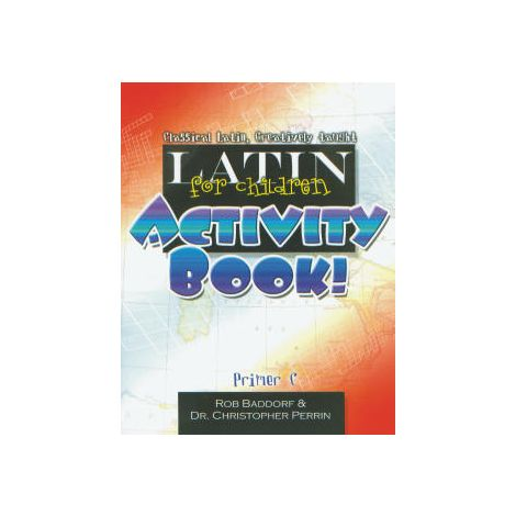 Latin for Children C Activity Book