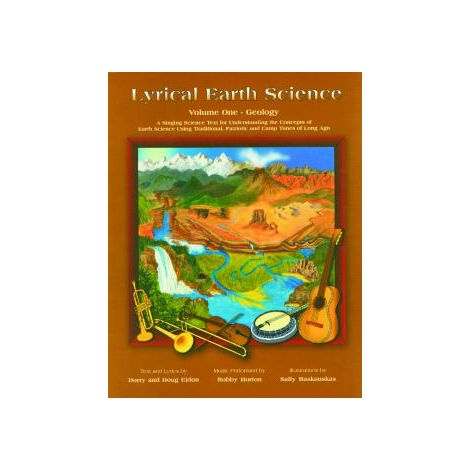 Lyrical Earth Science Vol. 1 with CD