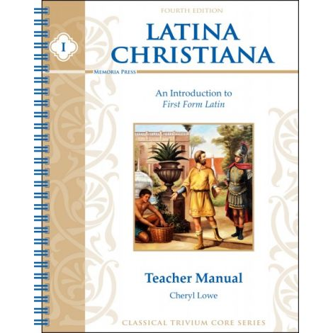 Latina Christiana 1: Introduction to Christian Latin, Teacher's Manual