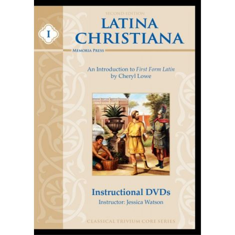 Latina Christiana 1: Introduction to Christian Latin: DVD-ROM