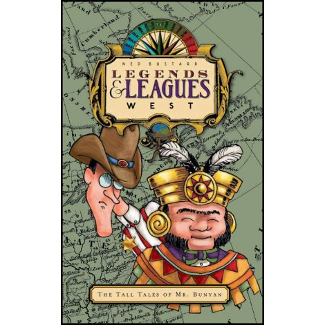 Legends & Leagues West Storybook (eBook)