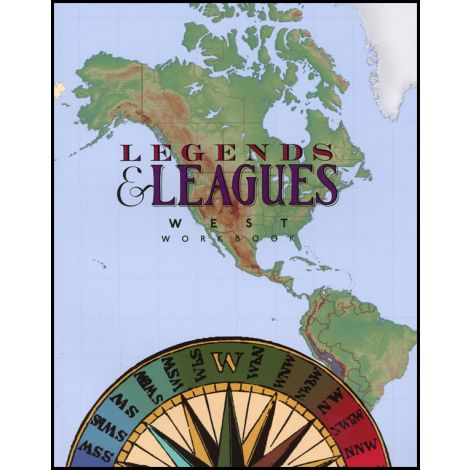 Legends & Leagues West Workbook (eBook)