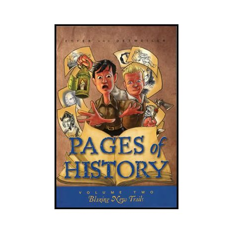 Pages of History 2: Blazing New Trails (eBook)
