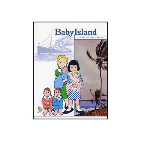 Baby Island Comprehension Guide (eBook)