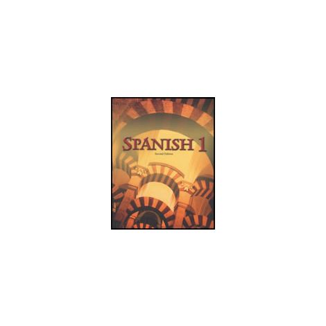 Spanish 1 Student Text 2nd Edition