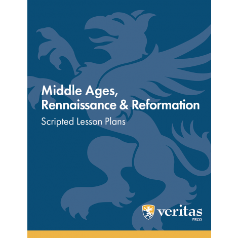 History - Middle Ages, Renaissance & Reformation - Lesson Plans