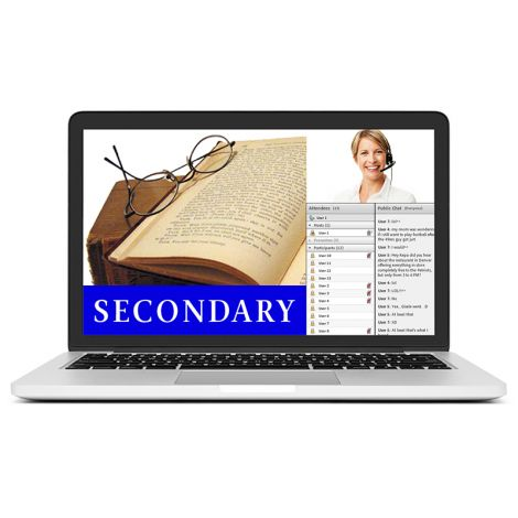Omnibus II Secondary - Live Online Course