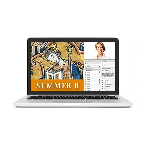 Omnibus IV Secondary - Summer B - Live Online Course