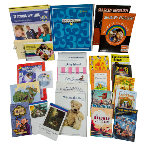 2nd Grade - Complete Subject Package - Good