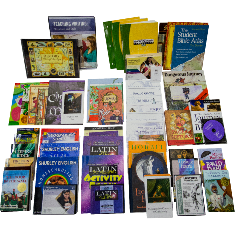 4th Grade - Complete Subject Package - Best