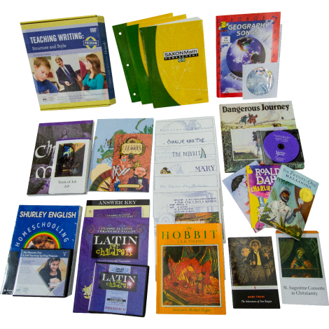 4th Grade - Complete Subject Package - Good
